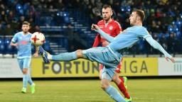 Slovan je na jar stopercentný, približuje sa k lídrovi tabuľky