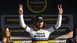 Sagan vyhral 5. etapu Tirreno-Adriatico, dosiahol 3. triumf v sezóne