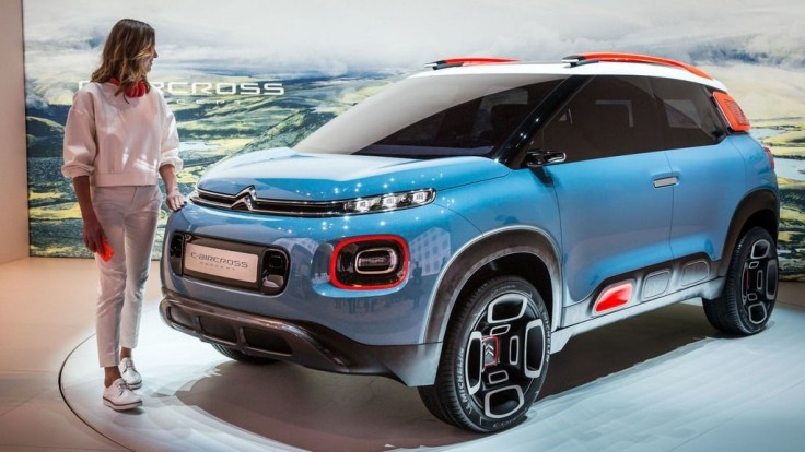 Extravagantný Citroën C-Aircross je krok od sériovej výroby