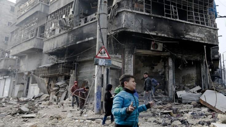 Násilie na deťoch v Sýrii stúpa, dosiahlo rekordnú úroveň