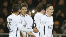 PSG si na pôde Lorientu zapísali tretie víťazstvo v rade