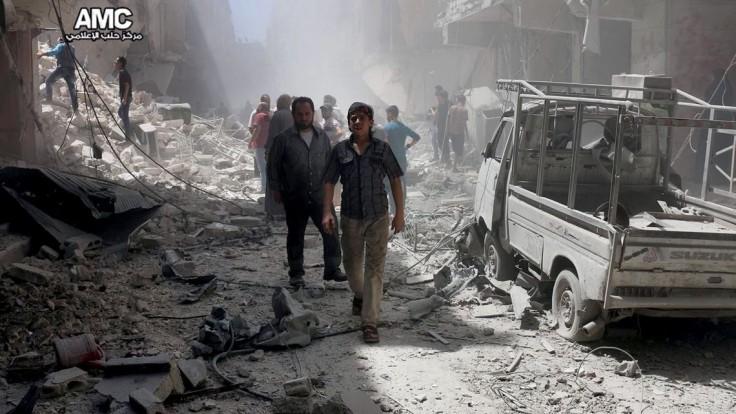Zverejnili bilanciu vojny v Sýrii. Obete počítajú v státisícoch