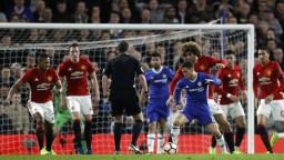 Chelsea naďalej v anglickom FA Cupe, zdolala Manchester