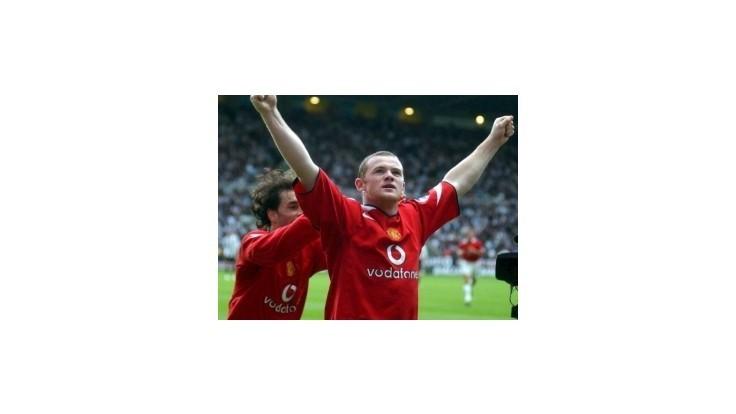 Rooney zlomil chlapcovi zápästie, ospravedlnil sa a poslal mu dres