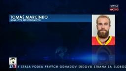 Marcinko o príprave na MS v hokeji