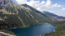 Vysoké Tatry objavili turisti, vlaňajšok bol podľa miestnych rekordný