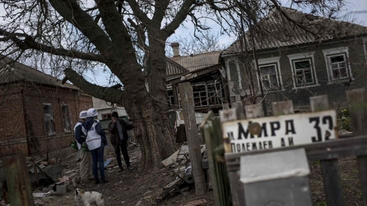 OBSE predĺžila pozorovateľom pôsobenie na Ukrajine