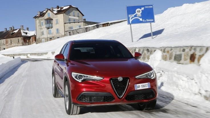 Alfa Romeo Stelvio: Zrodená pre zážitok z jazdy