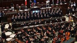 Vstupujeme do obdobia strachu, vyhlásil Prodi na konferencii v Ríme