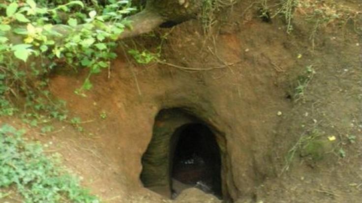 Králičia nora viedla do podzemnej svätyne. Spájajú ju s templármi