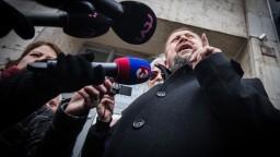 Disciplinárny senát po osemhodinovom pojednávaní rozhodol o Harabinovi