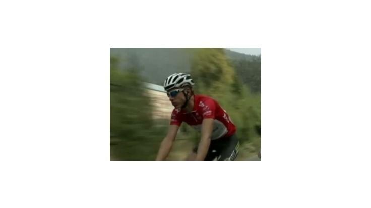Na pretekoch Okolo Pekingu Slovenskí cyklisti v piatok zaostali