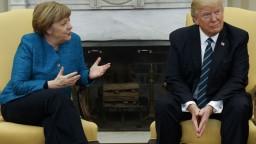 Nemecko dlhuje USA a NATO obrovskú sumu, posťažoval sa Trump