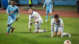 Slovan nevyužil územnú prevahu, hráčov zradila koncovka