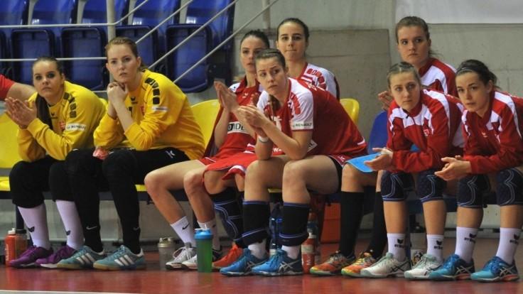 Slovenské juniorky prehrali s Čiernou Horou, na ME nepostúpili