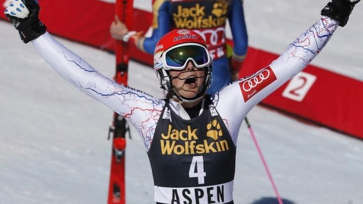 Vlhová ukončila lyžiarsku sezónu štýlovo, dosiahla osobný rekord