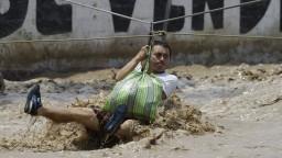 Peru sužujú mohutné záplavy, dažde zabili desiatky ľudí