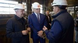 Fico navštívil Horehronie aj Gemer, riešil problémy Klubu 500