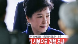 Juhokórejská exprezidentka sa podrobila výsluchu, ľuďom sa ospravedlnila