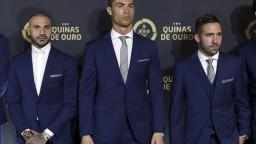 Ronaldo opäť triumfoval, stal sa hráčom roka v Portugalsku
