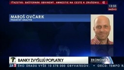 M. Ovčarik o zmenách v bankových poplatkoch