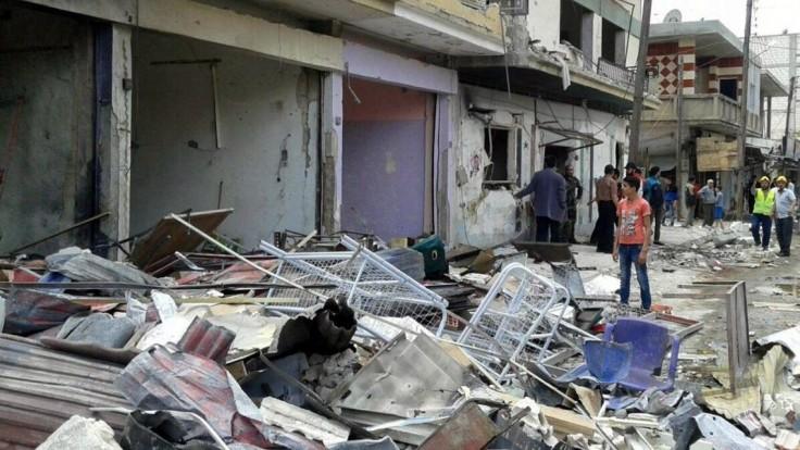 Pri nálete na školu zahynuli desiatky ľudí. Útok pripisujú západnej koalícii