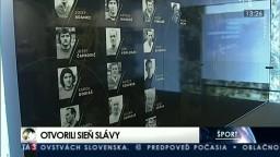 Slovenský futbalový zväz sprístupnil unikátnu zbierku športových artefaktov