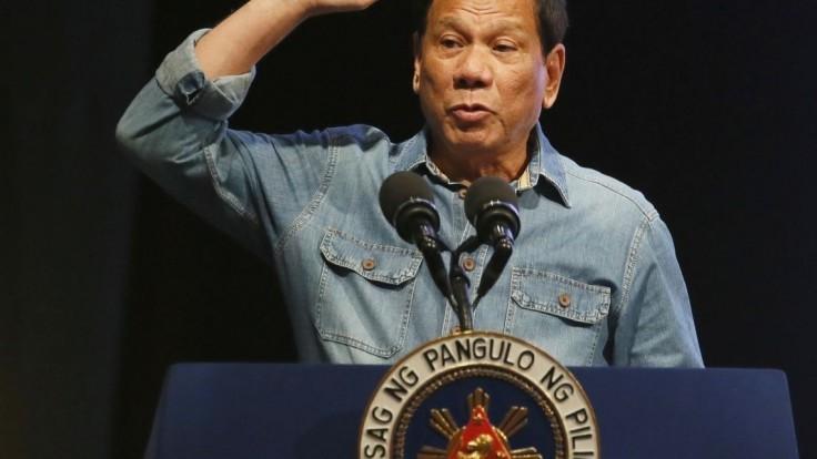 Európania sú proti trestu smrti z pocitu viny, vyhlásil prezident Filipín