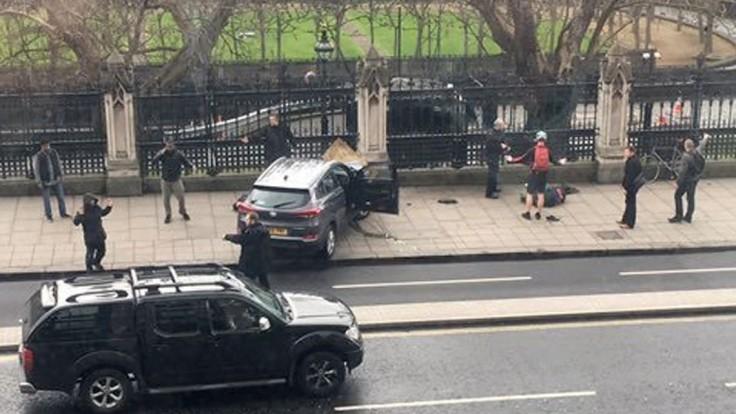 Fotogaléria: Takto vyzeralo centrum Londýna po krvavom útoku