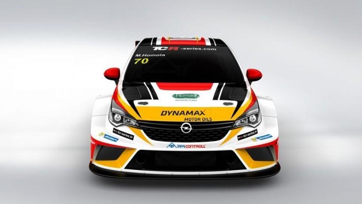 Maťo Homola zmenil tím aj auto. Zo SEATu presedlal na Opel