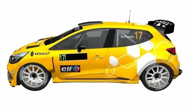 Renault Clio dostane v novej súťažnej verzii motor Peugeot