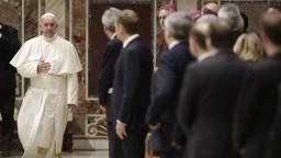 Lídri členských krajín EÚ absolvovali audienciu u pápeža