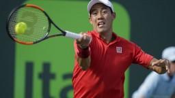 Druhé kolo ATP Masters odohral Nišikori na výbornú, Čilič skončil