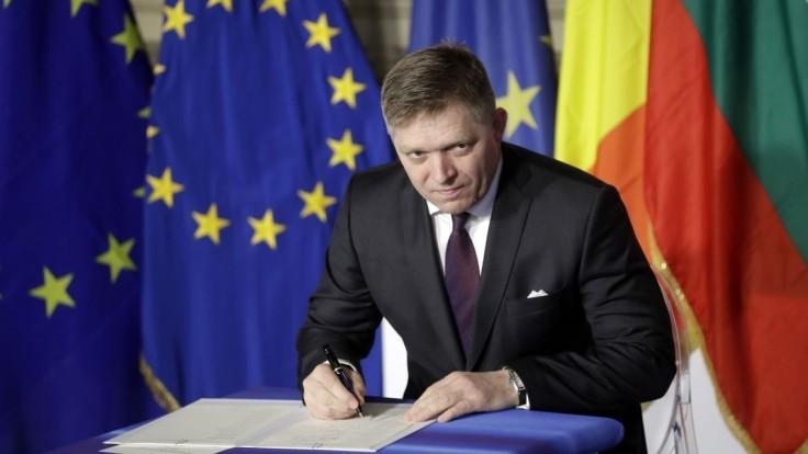 Iný priestor ako EÚ pre Slovensko neexistuje, vyhlásil Fico po summite