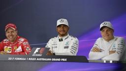 Úvodný triumf preteku F1 si zapísal Hamilton, Vettel má ešte nádej