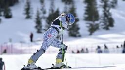 Velez-Zuzulová obhájila v slalome vlaňajší titul, Falat prvý medzi mužmi