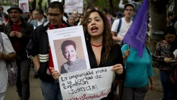 V Mexiku demonštrovali novinári, zabili im už troch kolegov