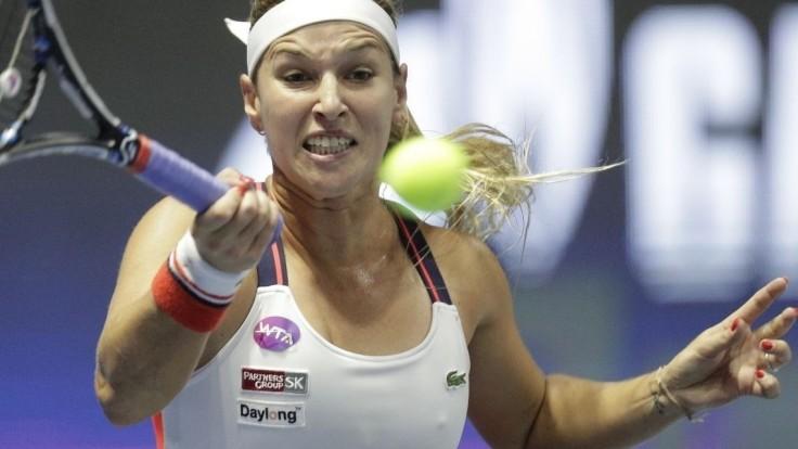 Cibulková zdolala Flipkensovú a postúpila do osemfinále v Miami