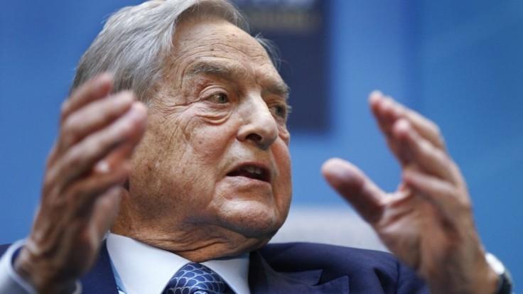 Soros a ďalší superboháči napísali guvernérovi. Chcú platiť vyššie dane