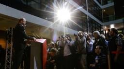 Merkelová porazila Schulza, CDU v Sársku jednoznačne zvíťazila