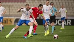 Slováci povinne zvíťazili na Malte, za Hamšíka zaskočil Greguš