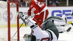 NHL: Tatar sa stal hviezdou zápasu, Daňo zažil víťazný návrat