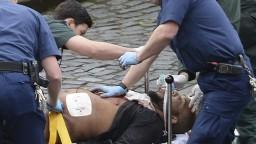 Čo bolo v zašifrovanej správe, ktorú poslal útočník z Londýna?