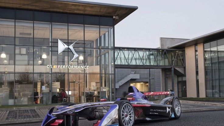 DS Automobiles bude oficiálnym výrobcom šampionátu FIA formula E