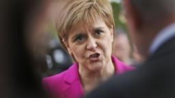 Škótska premiérka  je sklamaná z výsledkov rokovania s Mayovou