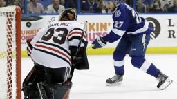 NHL: Jurčo strelil prvý gól v sezóne, skórovali aj Pánik s Tatarom