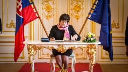 Mária Patakyová zložila sľub a ujala sa funkcie ombudsmanky