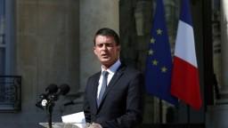 Valls zmenil názor, v prezidentských voľbách podporí Macrona
