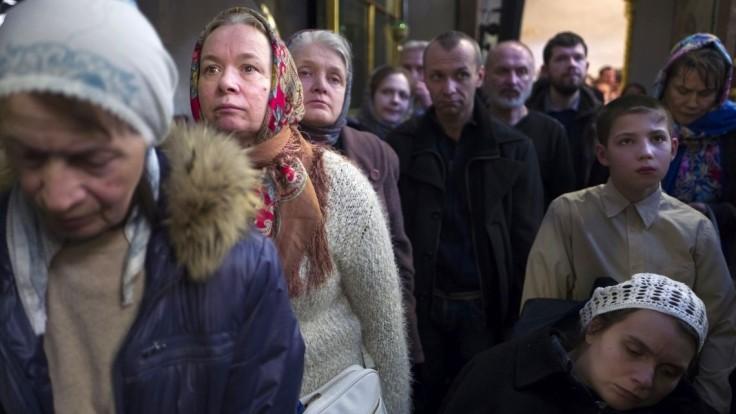 Patriarcha našiel vinníka všetkého nešťastia, ktoré postihlo Rusko