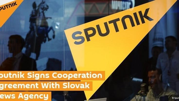 Tlačová agentúra TASR po kritike odstúpila od zmluvy s Rusmi